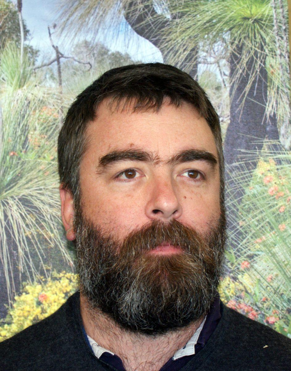 Photo of Environment Program Manager Luke McMillan